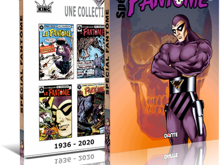New Phantom Title Being Published by French Publisher Editions Dante