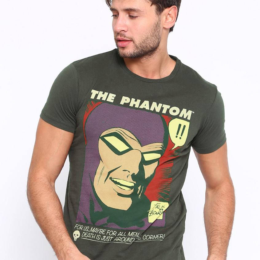 Phantom Face T Shirt