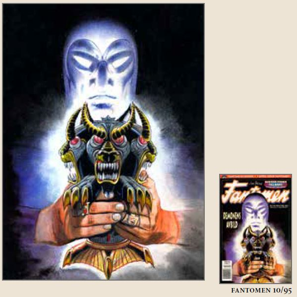 Fantomen 10-1995