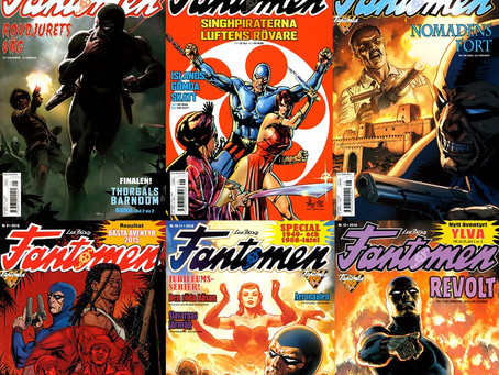 Last Chance to Vote on the Best Cover & Story for Fantomen
