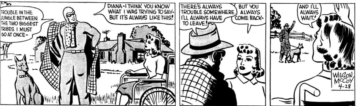 Daily strip 28/3/59