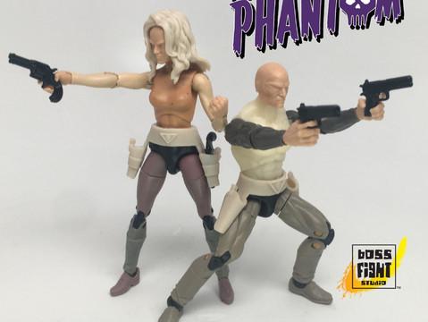 Update on Boss Fight Studio Phantom Figurines