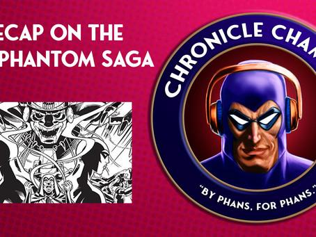 10 minute recap of the first 22nd Phantom saga
