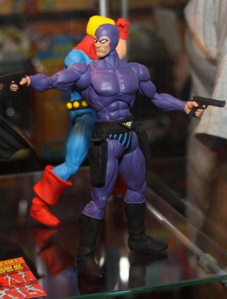 Shocker Toys unreleased figurine