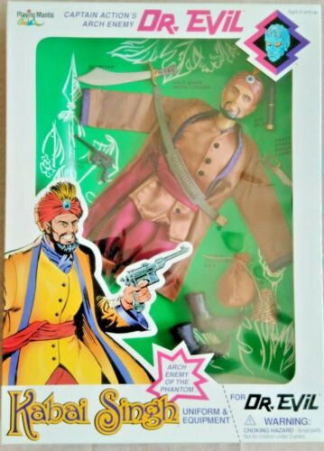 Captain Action - Kabai Singh