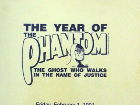 The Year of the Phantom Exhibition