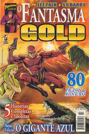 O Fantasma Gold #2