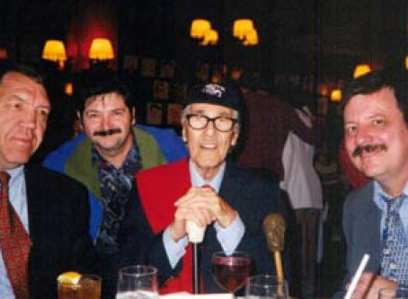 Lunch at Sardi's: The USA Annual Phan Meet Up