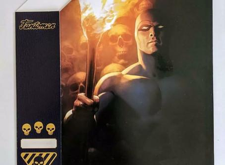 New Fantomen Comic Folder (samlarmapp) Design