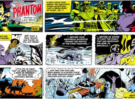 Tony DePaul Merging the Team Fantomen and Newspaper Universes