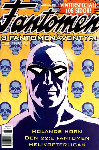 The Horn of Roland - Fantomen 6/2004