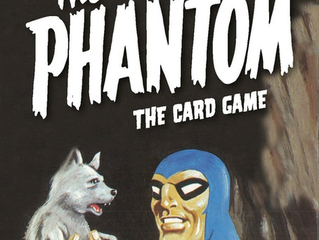 A New Phantom Card Game!