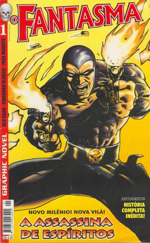 O Fantasma Graphic Novel #1