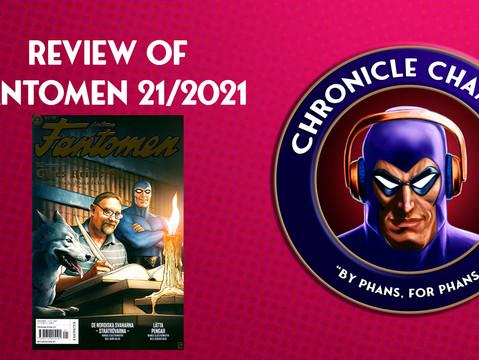 Review of Fantomen 2021/21