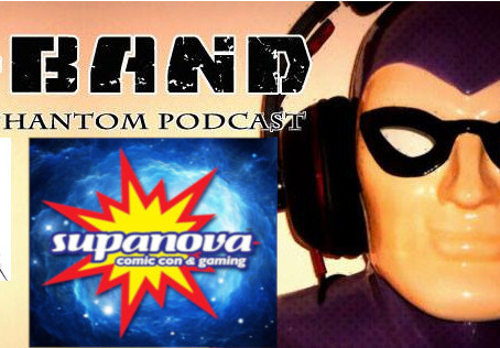 X-Band: The Phantom Podcast #121 - A Pre-Supanova Special