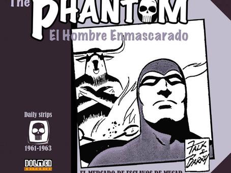 New Phantom Hardcover Comics in Spain