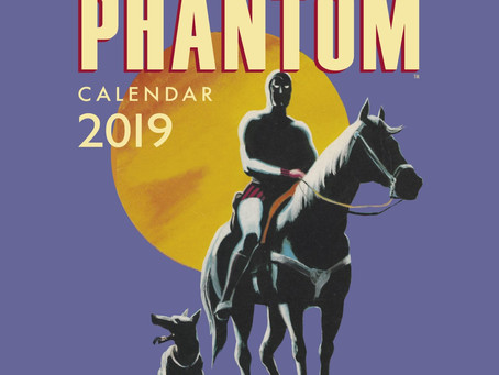 2019 Phantom Calendar is Go!