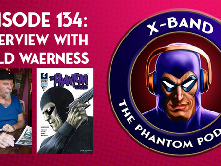 X-Band: The Phantom Podcast #134 - Into Norway with Arild Waerness