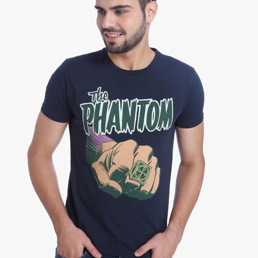 Phantom Fist T Shirt