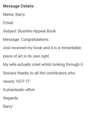 Barry Testimony