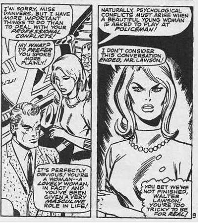 Carol Danvers (Marvel)