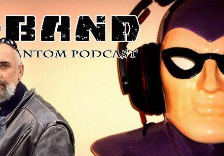X-Band: The Phantom Podcast #95 - Newspaper writer Tony DePaul