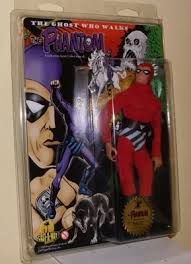 Captain Action 2009 with Red Variant