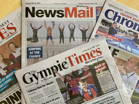 The End of The Phantom in News Corp's Regional Australian Newspapers