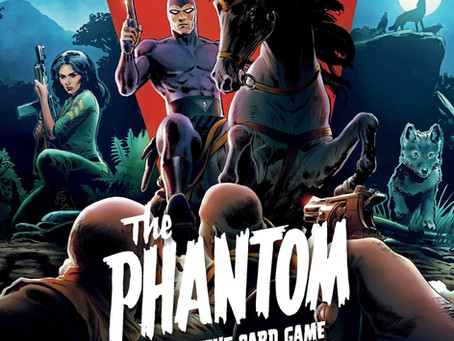 The Phantom Card Game Extension Pack?
