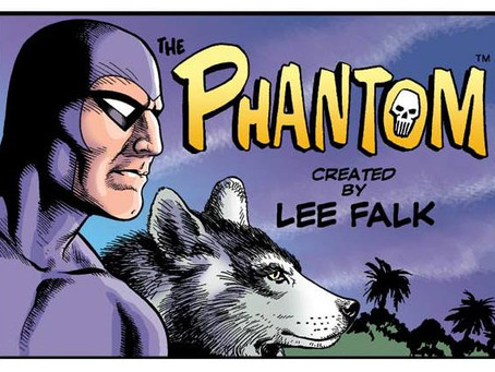 New Sunday Strip features New Title Panel