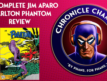 The Complete Jim Aparo Charlton Phantom Video Review