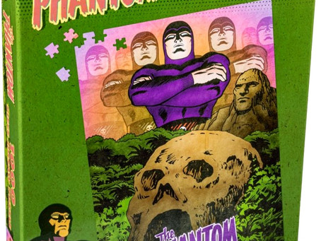New Phantom Puzzle by Ikon Collectables