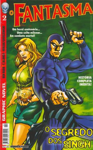 O Fantasma Graphic Novel #2