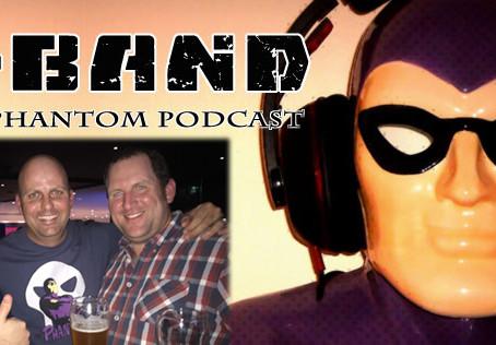 X-Band: The Phantom Podcast #96B - Attending Supanova 2018!