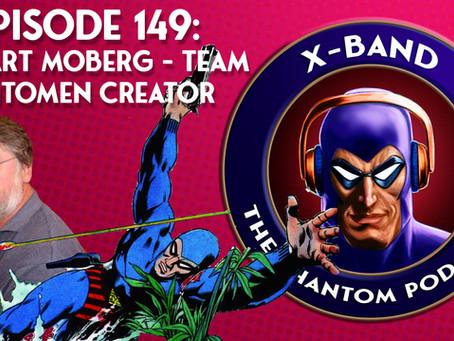 X-Band: The Phantom Podcast #149 - Lennart Moberg - Team Fantomen Creator