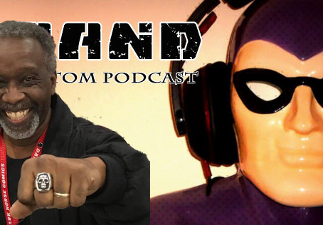 X-Band: The Phantom Podcast #105 - Daily artist Keith Williams