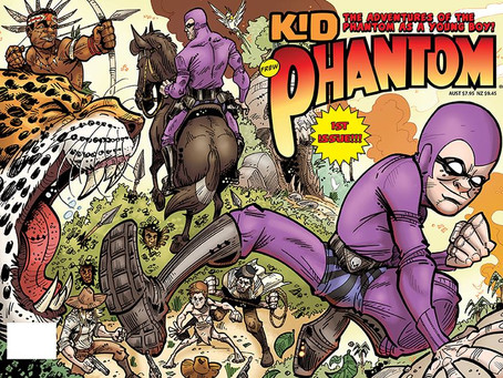 "New ""Kid Phantom"" Series Leaked by Frew"