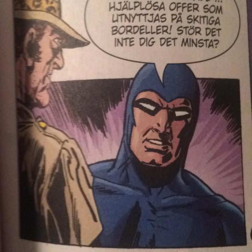 Original Panel in Swedish