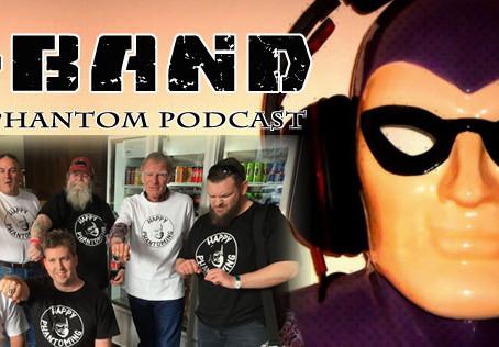 X-Band: The Phantom Podcast #123 - Sounds of Supanova Sydney & LFMBEC 2019