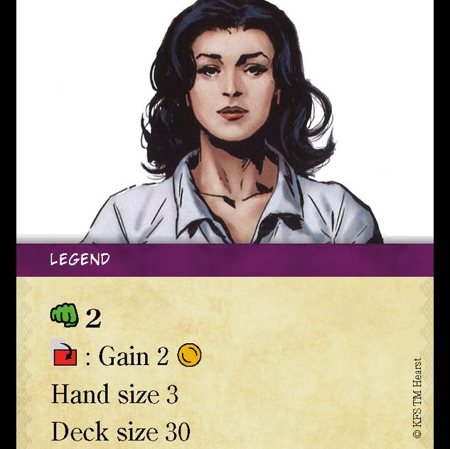 Card game Diana 1