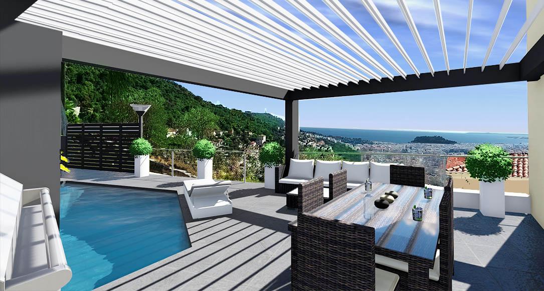 modernisation terrasse