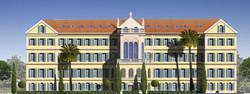 façade couleur