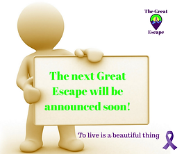 Join the next Great Escape