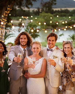 Hochzeit Familie Fotos