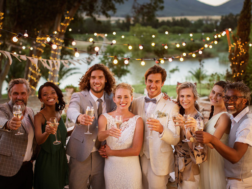 """Tips to create a """"surprise"""" wedding"""
