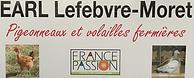 Panneau EARL Lefebvre-Moret