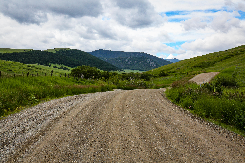 Running Wolf Road