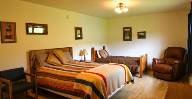 Large bedroom, main floor