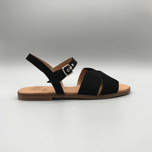 Kosmo – Sandale 112-6, black