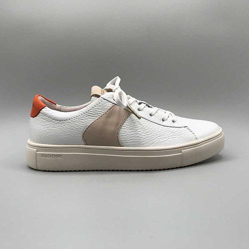Blackstone – Sneaker VL57, white-almond